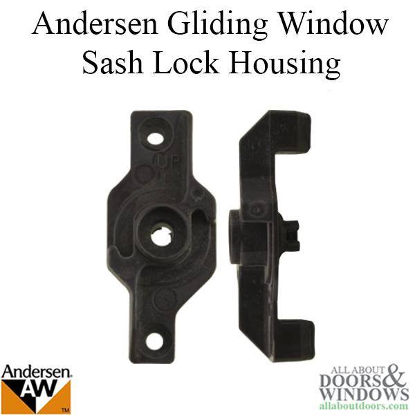 Andersen Gliding Window Parts Sliding Horizontal Window