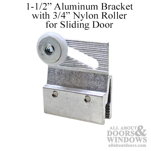 3//4 x 1-1//2 Package of 2 Slide-Co 191687 Frameless Shower Door Top Bracket 3//4 x 1-1//2 Prime-Line Products Package of 2