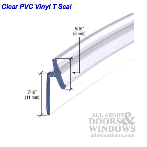 Frameless Shower Door Seal Shower Door Side Seal