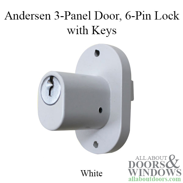 6 Pin Lock Schlage Exterior Door Lock All About Doors