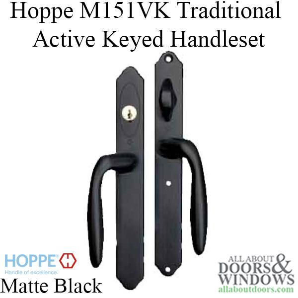 Hoppe Hls 9000 Sliding Door Verona M151vk 2170n Active