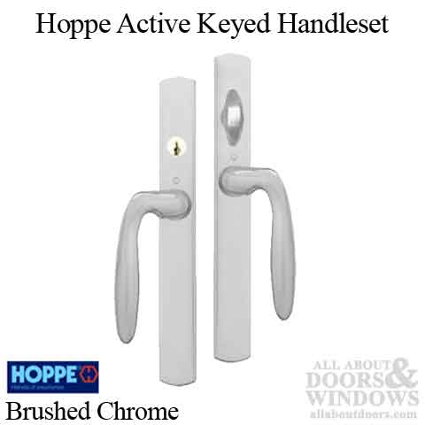 Hoppe Hls 9000 Sliding Door Verona M151vk 2165n Active