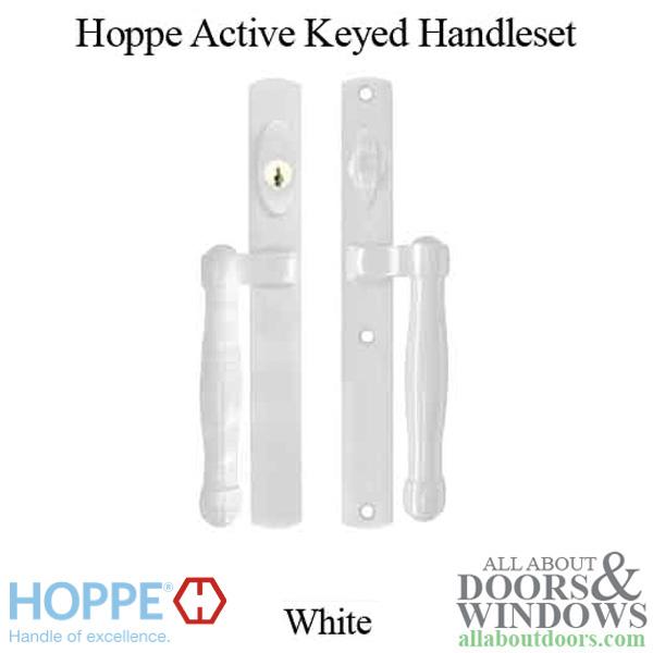 Hoppe Hls 9000 Sliding Door Handle Set M574 2165n Active