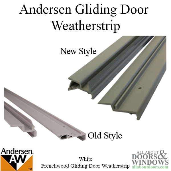 Andersen Window Frenchwood Gliding Doors Complete