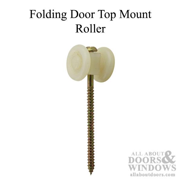Folding Accordion Door Top Mount Roller