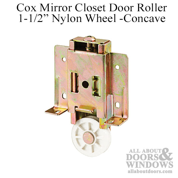 Mirror Closet Door Rollers Mirror Closet Door Hardware