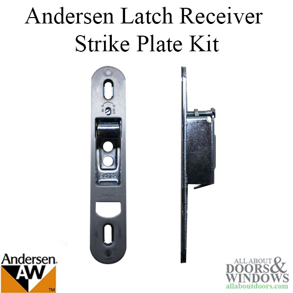 Old Style Andersen Latch Receiver Strike Not Sold By