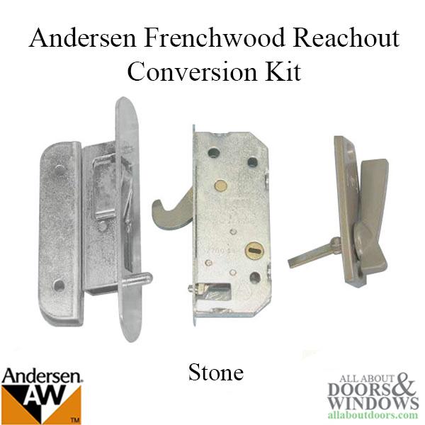 Mortise Locks & Strikes for Andersen Sliding Patio Doors on
