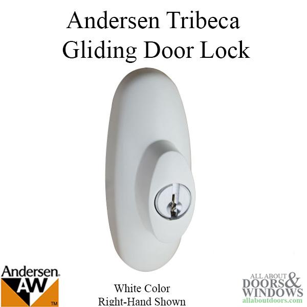 Key Locks Amp Cylinders For Andersen Sliding Patio Doors