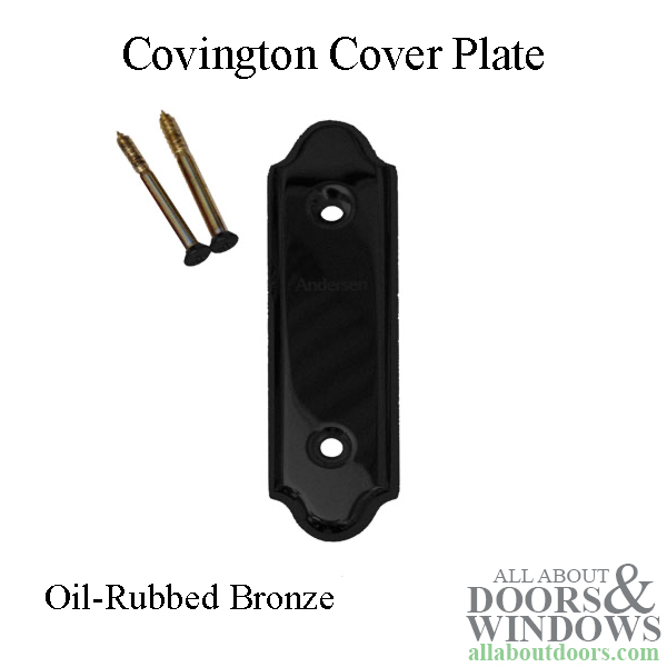 Andersen Frenchwood Gliding Door Cover Plate Covington