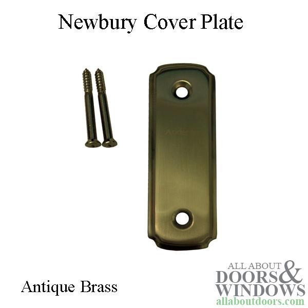 Thumb Latch Andersen Reachout Antique Brass
