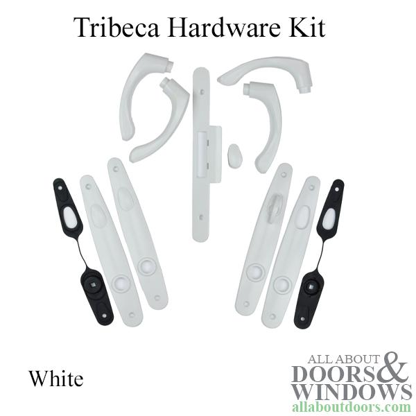 Hardware Kit Double Door Tribeca Active Passive Door