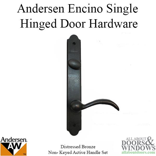 Hardware Kit Single Door Encino Active Door