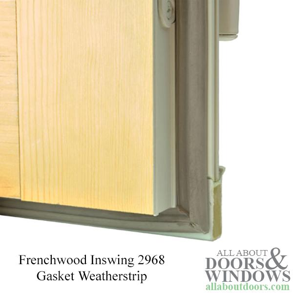 Andersen 2968 Fwh Door Gasket Weatherstrip A P Gray