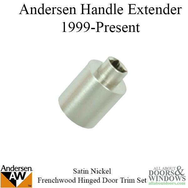 Handle Extender For Andersen Frenchwood Handle Sets