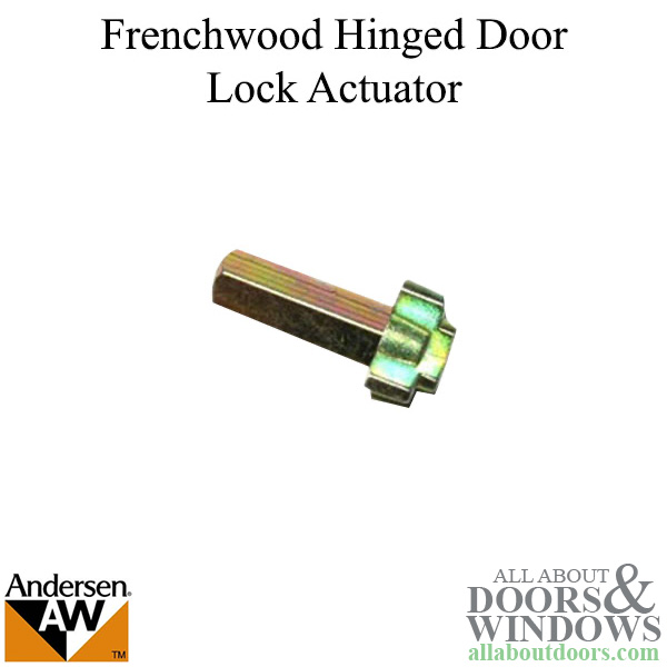 3 Point Lock Andersen Patio Door Lock All About Doors