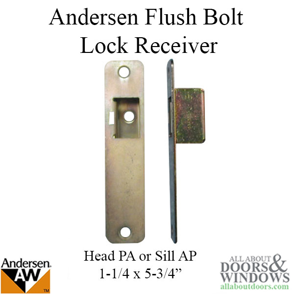 Andersen Strike Plates Receivers Andersen Door Parts