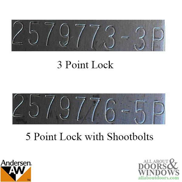 Andersen Stormwatch 5 Point Lock Ap Pa Fwh80 Door
