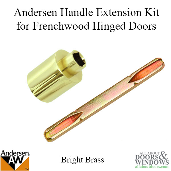 Andersen Handle Extension Kit Discontinued Extender And