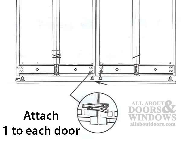 Bifold Door Aligner Door Aligner All About Doors