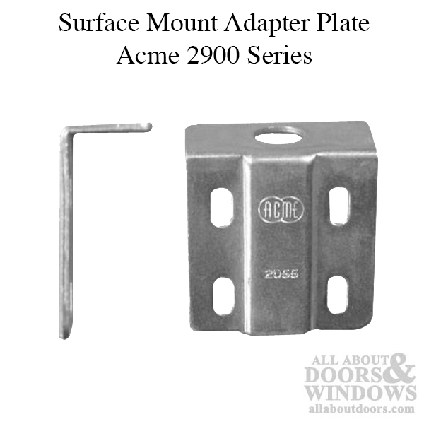 Adapter Plate Acme 2900 Series Surface Mount
