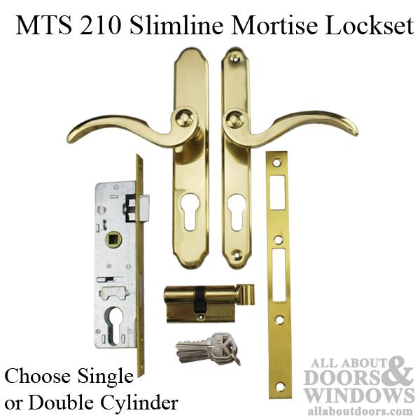 Schlage AL50JD SAT 626 Cylindrical Lock 9.5 Length