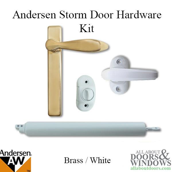 Color: Nickel-SLASH-Pewter, White, Brand: Aftermarket, Andersen