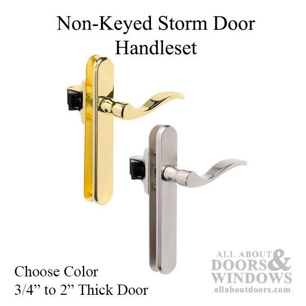 Larson Storm Door Handles Larson Storm Door Parts