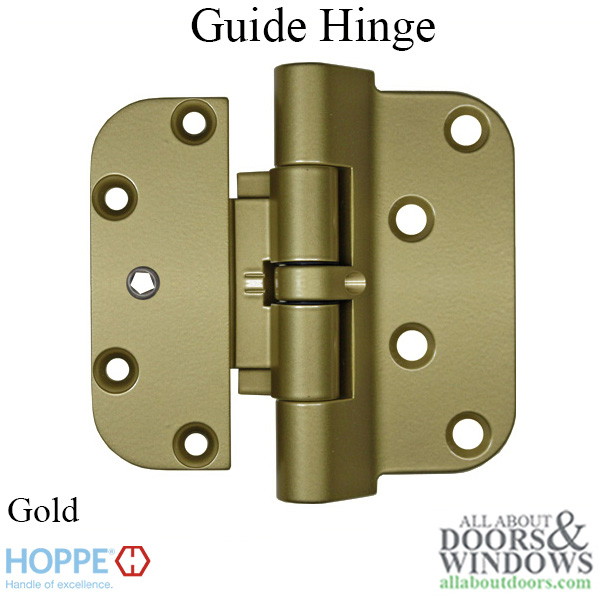 Hoppe F1713 2009 Guide Hinge Gold