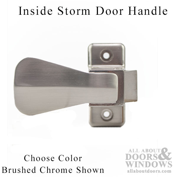 Inside Storm Door Handle Only 5 32 Square Spindle