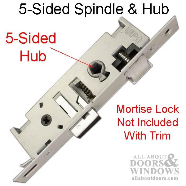 Larson Quickfit 5 Sided Spindle Storm Door Hardware Trim