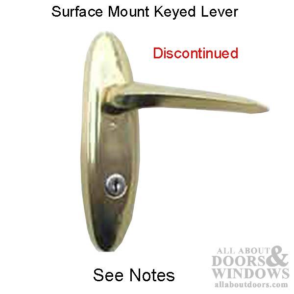 Larson Storm Door Handles | Larson Storm Door Parts