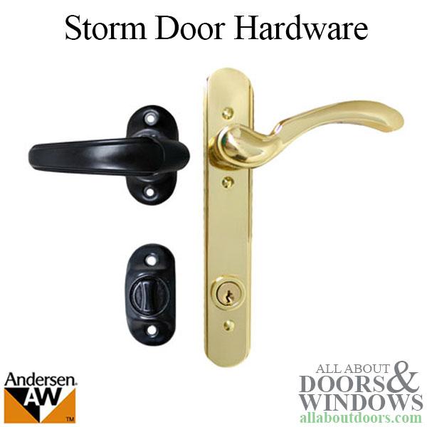 Andersen Emco Keyed 3 Post Storm Door
