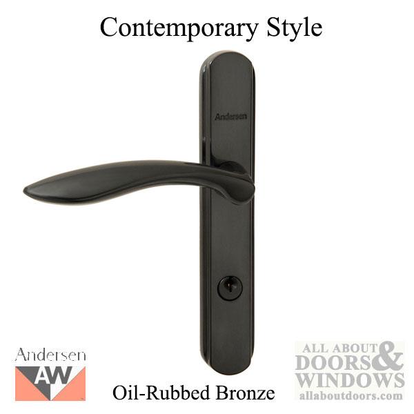 Andersen Storm Door Hardware Oil Rubbed Bronze