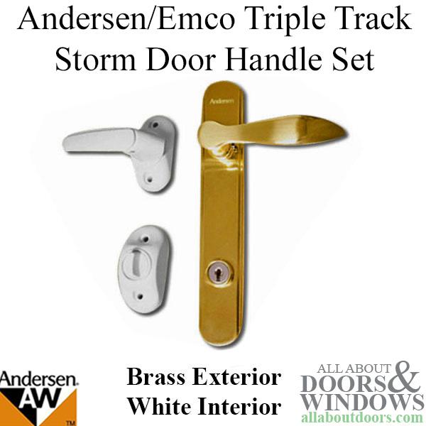 Emco Storm Door Replacement Handle Emco Handle Set