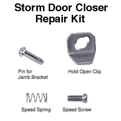 Storm Door Closer Repair Kit Screen Door Closer