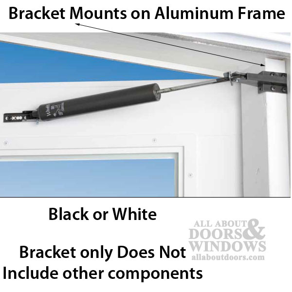 Florida Jamb Bracket Screen Door Closer Choose Color