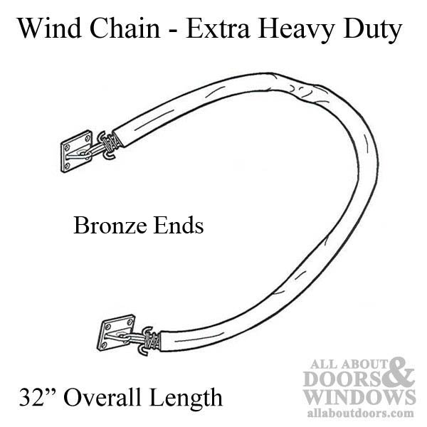 Wind Chain Commercial Discontinued