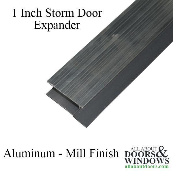 Storm Door Expander Door Extender All About Doors