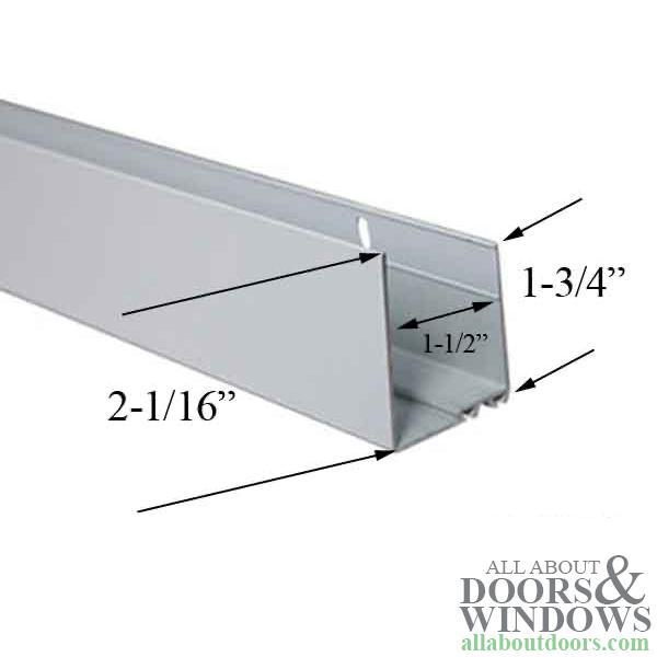 Expander 1 1 2 Inch 2 Sweeps 35 1 16 Length Choose Color