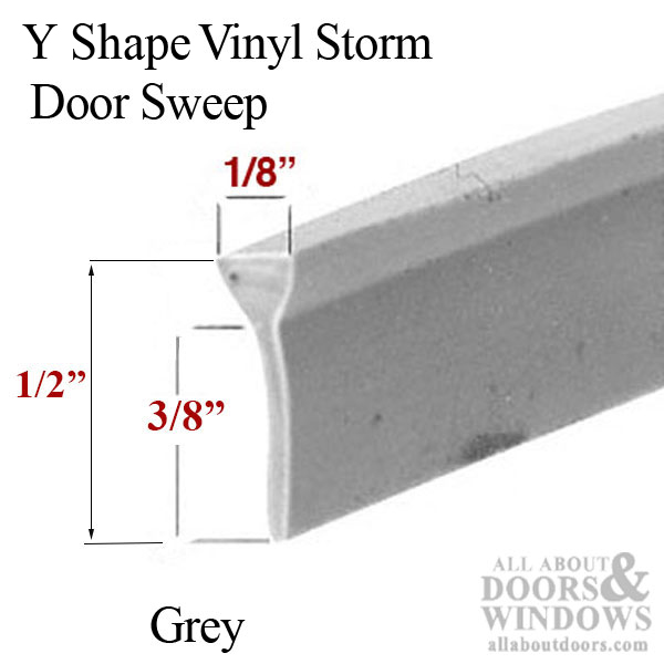 Sweep Y Shape Storm Door Expander