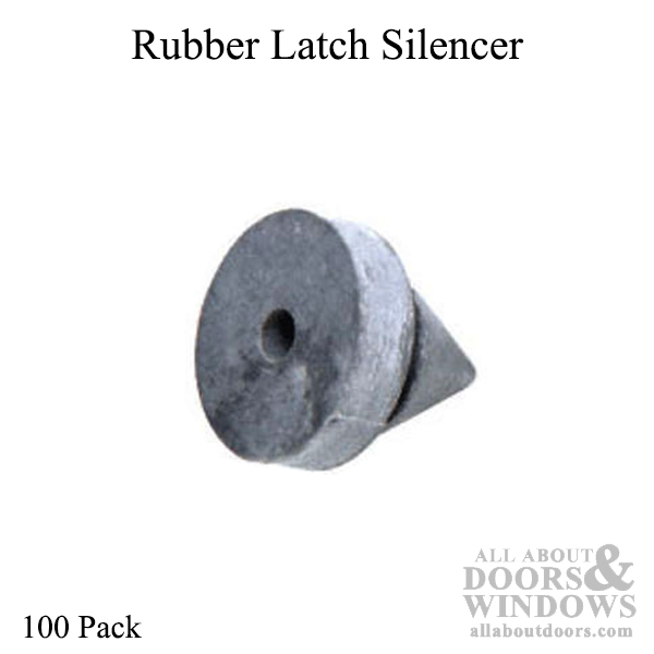Silencer Door Stop Mount 100 Pkg Hollow Metal Frame