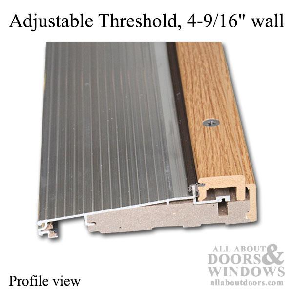 Adjule Door Threshold