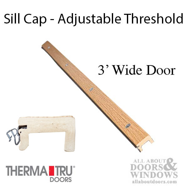 Sill Cap Therma Tru Composite 36 Quot Door Threshold