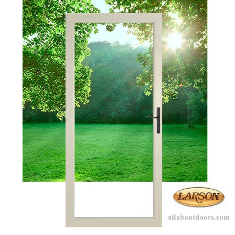 Larson Storm Doors Larson Fullview Storm Doors