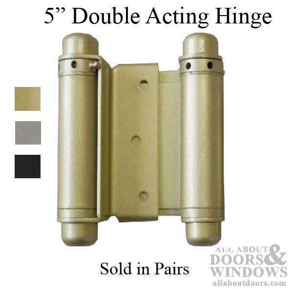 Double Acting Door Hinges Two Way Hinges Swing Both Ways
