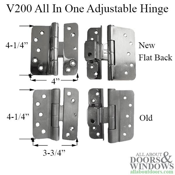 Adjustable Hinge Marvin Caradco And Jeld Wen Doors