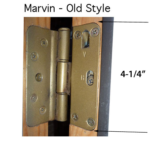 Marvin Adjustable Door Hinge 1993 1996