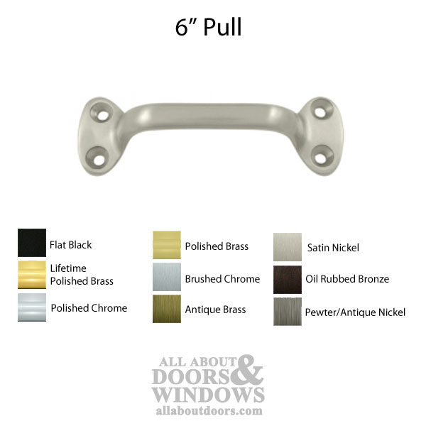 Weslock WH-9361ORB 9300 Series Bath and Cabinet Hardware Satin Nickel
