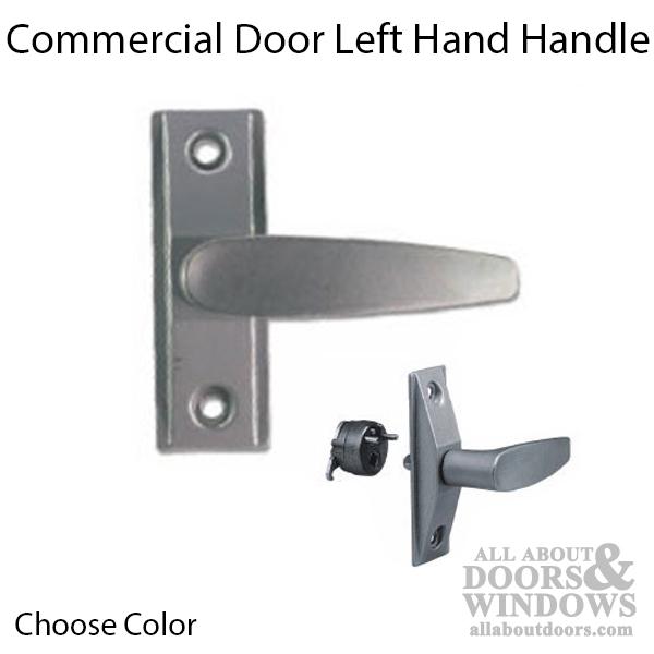 Storefront Door Locks Commercial Lock Cylinders